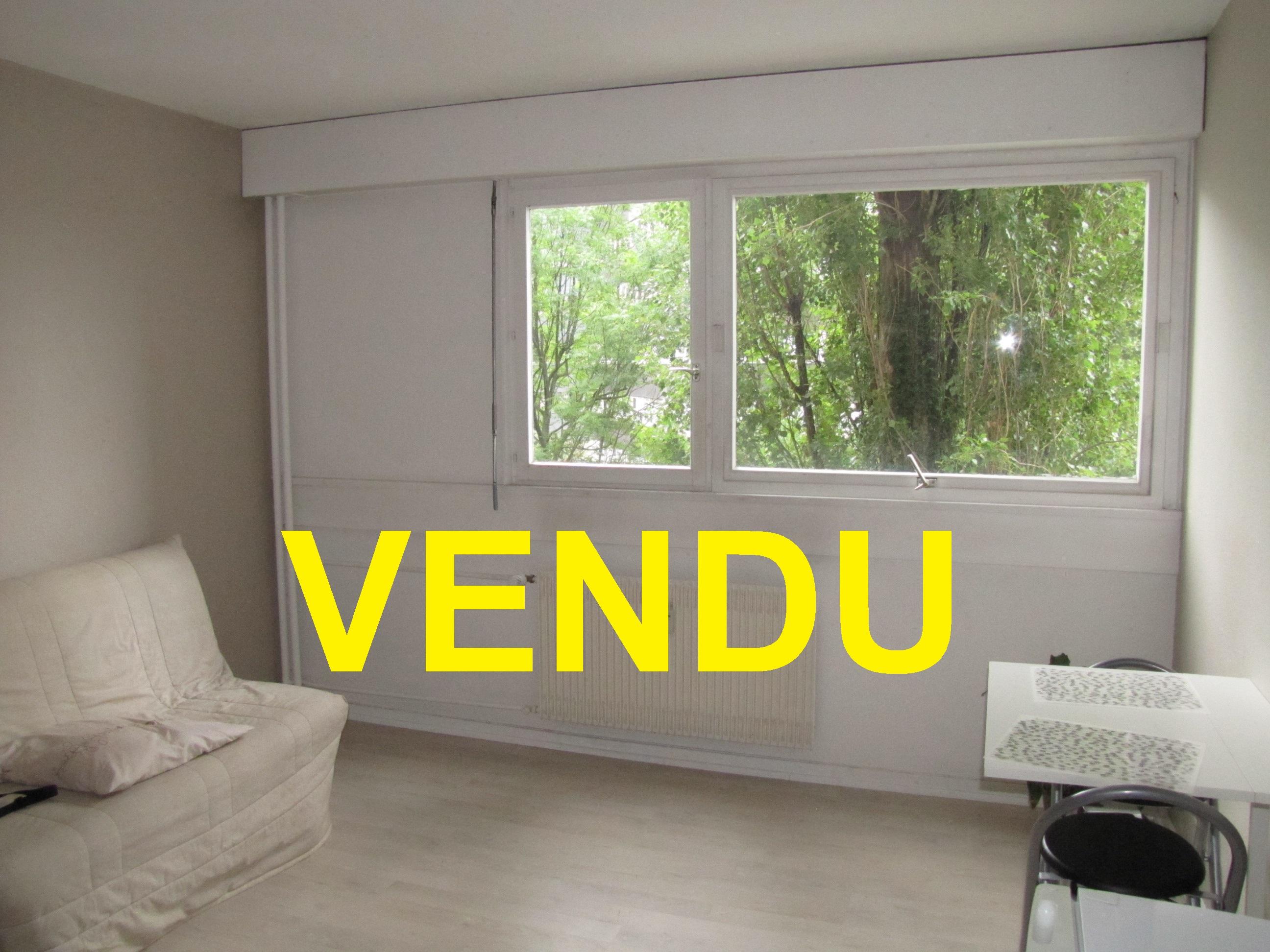 vente appartement 1 pièces Strasbourg 67000