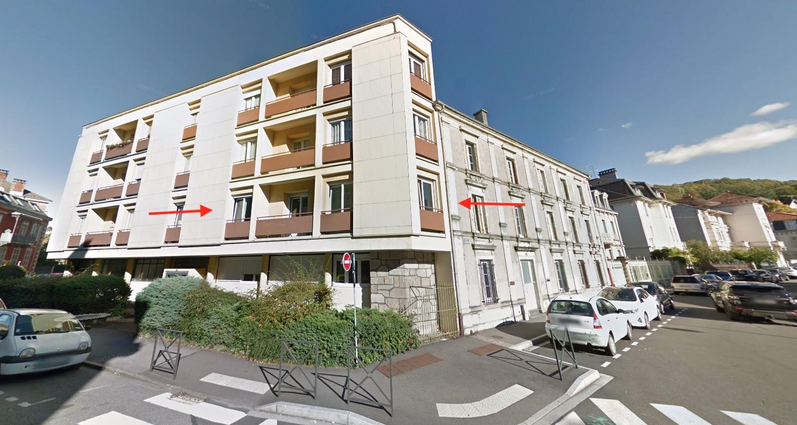 vente appartement 4 pièces EPINAL 88000