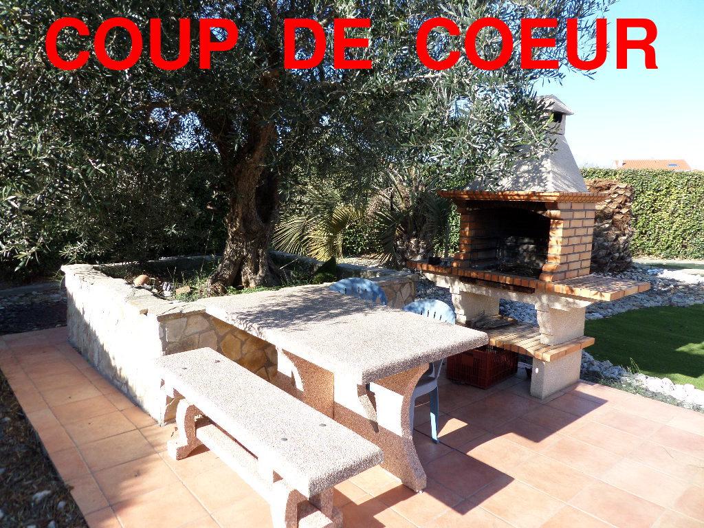vente maison 6 pièces ST LAURENT DE LA SALANQUE 66250