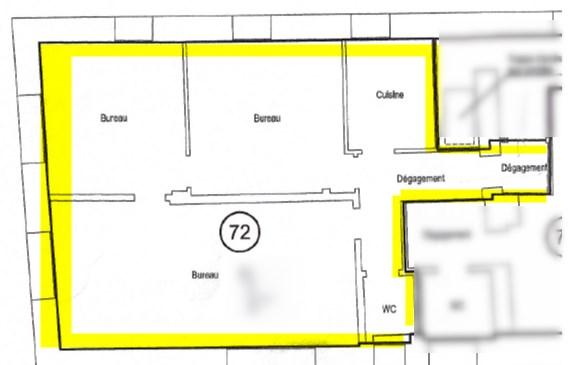 location local 3 pièces Niedermodern 67350