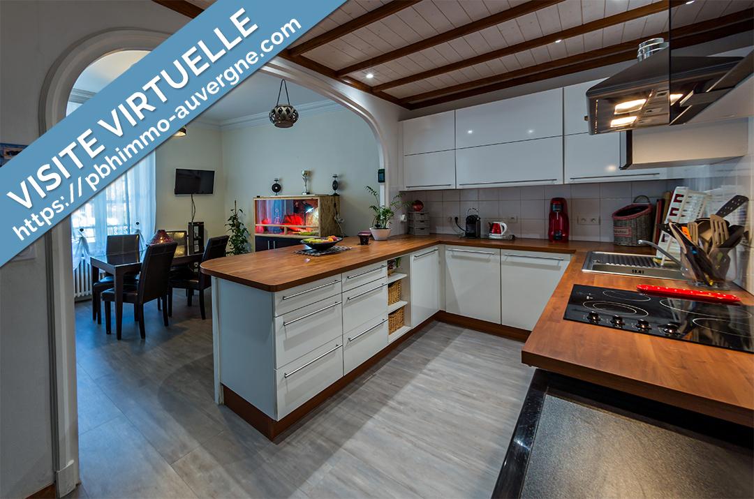vente maison 9 pièces LA BOURBOULE 63150