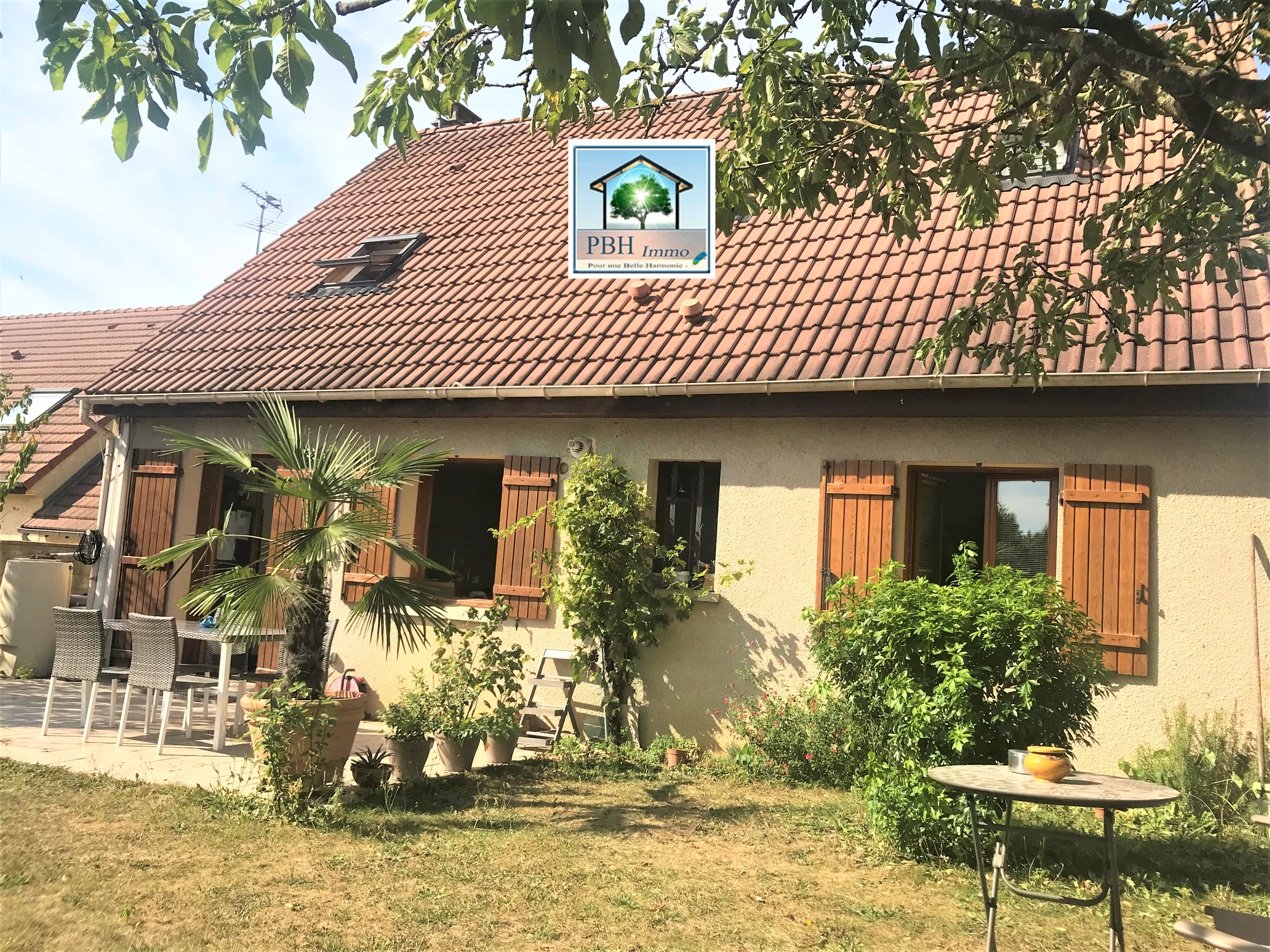 vente maison 6 pièces LIMAY 78520