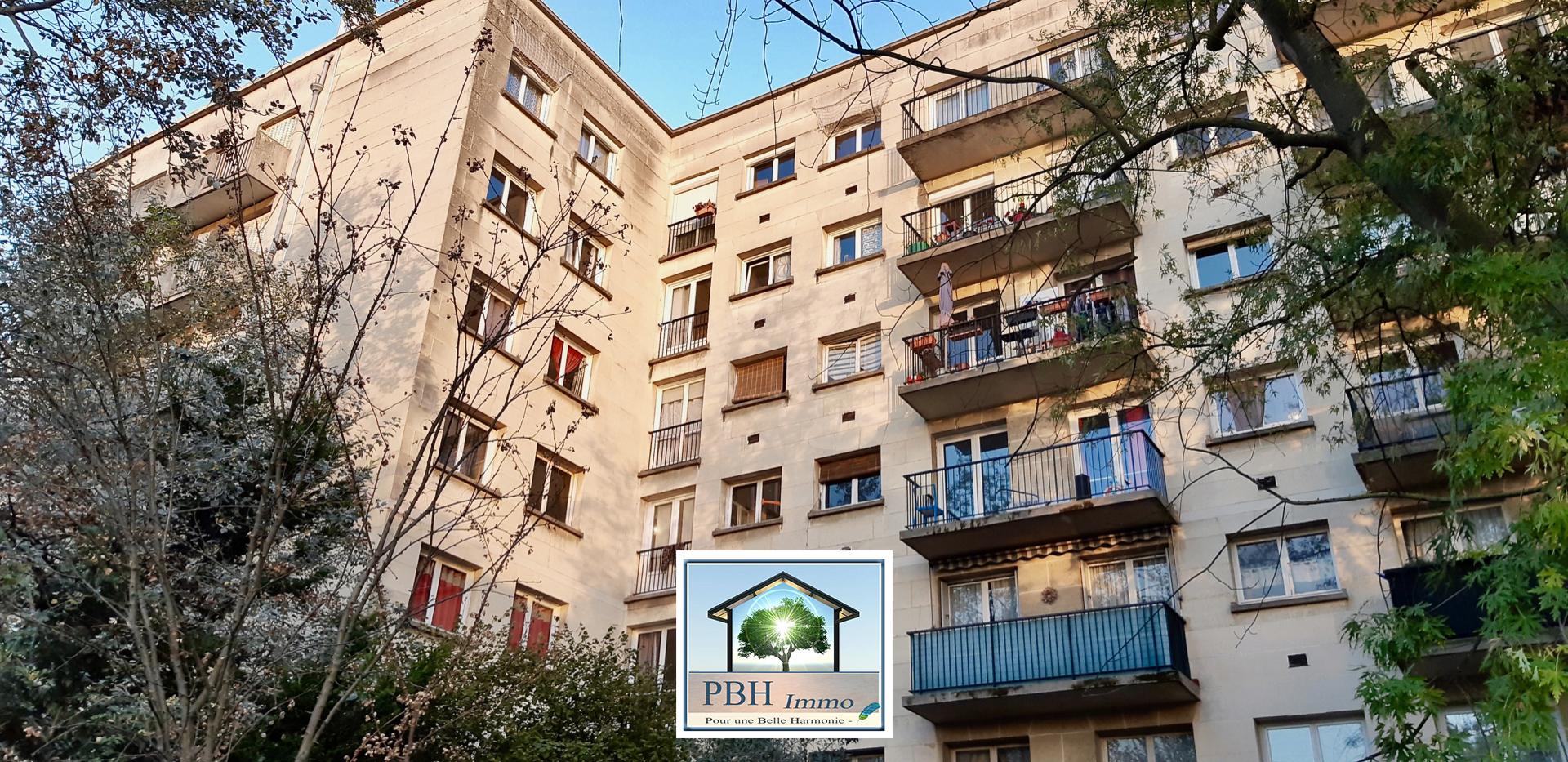 vente appartement 3 pièces PIERREFITTE SUR SEINE 93380