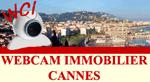 Agence immobilière à Cannes Webcam Immobilier