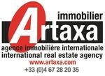 logo Artaxa immobilier