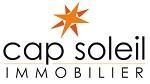 logo Cap Soleil Immobilier