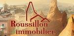 logo Roussillon Immobilier