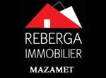 Agence immobilière REBERGA IMMOBILIER