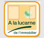 logo A La Lucarne de l\'Immobilier