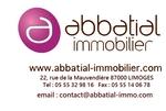 Agence immobilière à Limoges Abbatial Immobilier