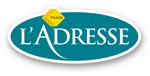 logo L ADRESSE SETE