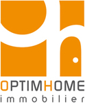 logo Optimhome Claude Fougasse