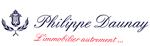 logo Daunay immobilier