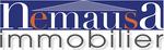 logo nemausa immobilier
