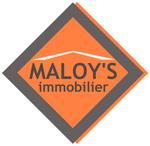 logo MALOY'S immobilier Lyon et Ouest Lyonnais