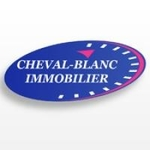 logo Cheval Blanc Immobilier