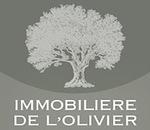 logo Immobilière de l'olivier