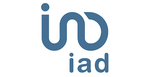 logo IAD France Morgan LANGLOIS