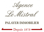 logo Agence Le Mistral PALAYER IMMOBILIER
