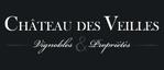logo CHATEAU DES VEILLES - Vignobles & Propriétés