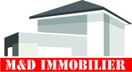 logo M&D IMMOBILIER