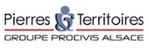 logo Pierres et Territoires de France Alsace
