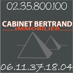 logo CABINET BERTRAND L'IMMOBILIER DIFFERENT 0611371804