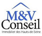 Agence immobilière à Garches M&v Conseil Immo