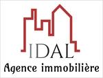 logos IDAL Agence Immobilière - Pascal COL