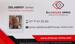 Agence Delabroy James - Drhouse-immo