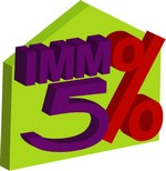 Agence IMMO 5 %