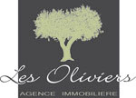 logo Agence Immobiliere Les Oliviers