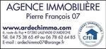 Agence AGENCE PIERRE FRANCOIS