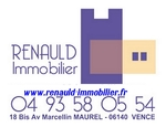 logo ALAIN AGENCE IMMOBILIER RENAULD