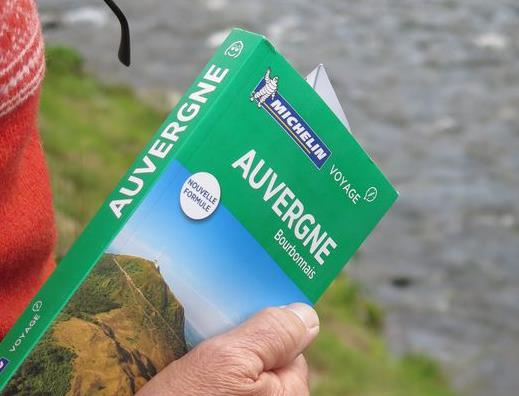 L'Auvergne en tête des ventes du Guide Vert