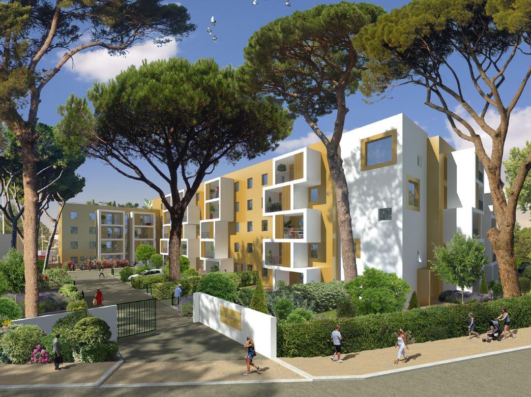 Résidence à prix canon sur Montpellier à proximité de la future ligne 5 de tramway