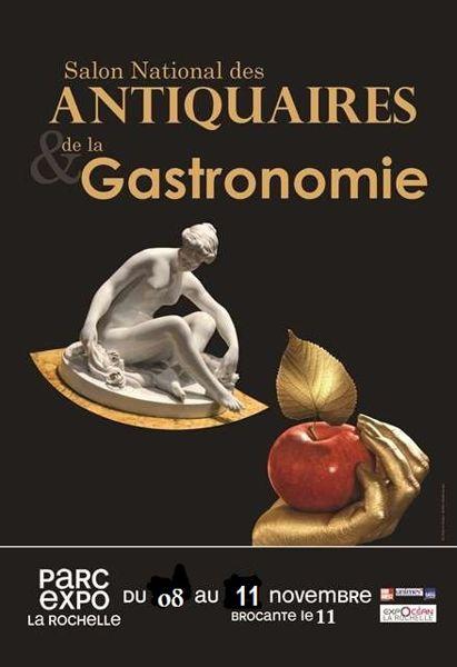 Salon  National des Antiquaires et dela Gastronomie