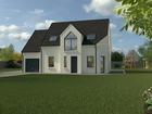 À vendre maison et terrain 120 m²