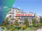 À vendre appartement 3 pièces 59.5 m²