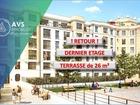 Vente appartement T6 115 m²
