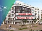 Vente appartement T5 134 m²