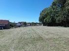 Vente terrain 1684 m²