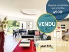 Vente maison F5 160 m²