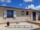 Vente maison F3 52.74 m²