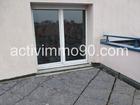 À vendre appartement 2 pièces 37 m²