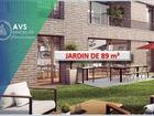 Vente appartement T5 116 m²
