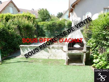 A vendre maison Grenoble 38000; 198000 €
