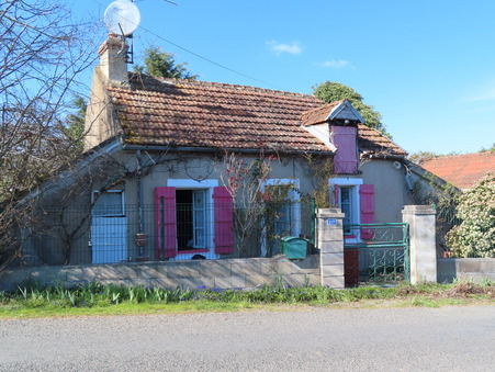 vente maison ISSY L'EVEQUE 45m2 49500€