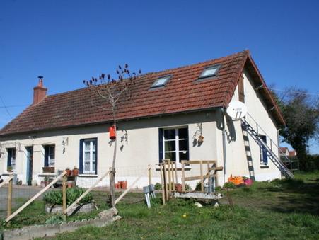 vente maison TERNANT 90m2 75500€