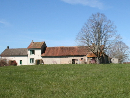 vente maison VITRY SUR LOIRE 91m2 34500€